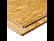 Dřevoštěpkové OSB desky pro dřevostavby