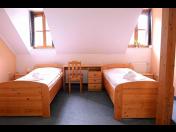 Ubytování v centru Jihlavy - náš penzion je vhodný pro rodinné pobyty