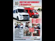Výroba, prodej obytných vozů, automobilů