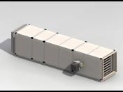Vzduchotechnické jednotky pro výrobní haly i veřejné budovy