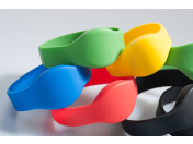 Bezkontaktní RFID čipové náramky pro Aquaparky, lázně a wellness centra