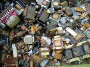 Výkup a sběr elektroodpadů, zpracování spotřebičů a elektroniky Vsetín