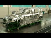 Kontrolní přípravky pro automobilový průmysl, cubingy Kroměříž, Zlín