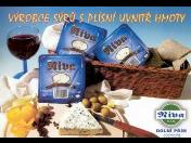Výroba tradičního plísňového sýru Niva Dolní Přím