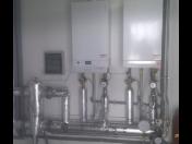 Zapojení, servis plynových kotlů, ohřívačů včetně odzkoušení