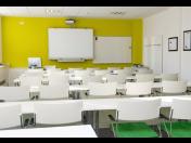 Konferenční prostory a učebny s moderním vybavením, Praha - Ruzyně