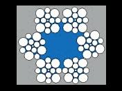 Ocelová lana WARRINGTON - Lana Vamberk