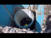 Kanalizační potrubí PVC, kameninové, litinové odpadní - bezpečné, s dlouhou životností