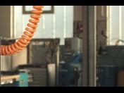 Spirálové kabely pro mechanické a elektrické využití I Kladno