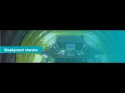 Izolace proti metanu pro bioplynové stanice Praha -  s použitím speciální folie GSE StudLiner do betonu