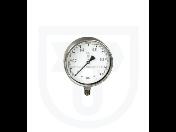 Prodej tlakoměry - celonerezový tlakoměr s pružinou | Nová Paka