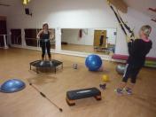 Kruhový trénink - cvičení, kde protáhnete všechny vaše svaly