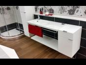 Koupelnový nábytek Intedoor i další vybavení do koupelny