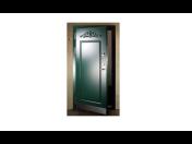 Bezpečnostní a protipožární dveře s překvapivým designem