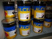 Průmyslové barvy a nátěrové hmoty ALCEA pro průmysl