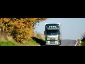 Mezinárodní kamionová doprava do evropských zemí, od Itálie až po Nizozemí