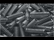 Výroba pružin pro průmyslové podniky - listové, šroubové i evolutní