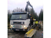 Kontejnery na suť a stavební odpad - pronájem
