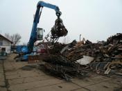 Kovošrot, výkup, zpracování kovového odpadu, prodej kovů