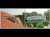 Montáž střešních oken do všech střešních krytin | Náchod