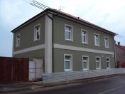 Zateplení fasády Kolín
