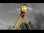 Zaměřování liniových staveb - plynovody, vodovody, elektrická vedení