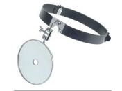 Čelní reflektor, svítilna, vyšetřovací zrcátko, binokulární lupa - prodej