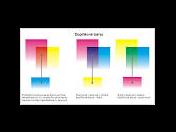 Kvalitní fasádní nátěry, barvy, fasády - míchání barev.