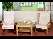 Moderní potahy a přehozy vdechnou vaší sedací soupravě originální vzhled