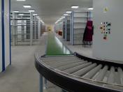Dopravníkové linky pro distribuční centra T M T | Chrudim