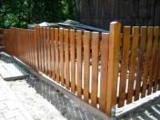 Dřevěné ploty - oprava a renovace, výměna plotovek | Hradec Králové