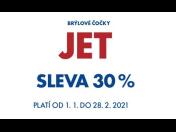 Brýlovéčočky JETs antireflexní vrstvou se slevou JM Optik | Liberec