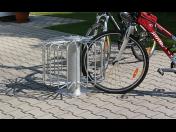 Stojany, věšáky na kola z oceli - na zeď i zem, dlouhá životnost
