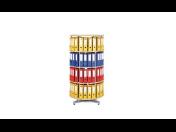 Archivační otočné skříně na šanony - šetřete místem v kanceláři či archívu