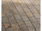 Venkovní, interiérová dřevěná špalíková dlažba-funkční i ekologická podlaha