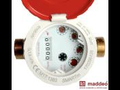 Výměnavodoměrů nebo měřičů tepla - servisní služba nebo instalace přesných vodoměrů nebo měřičů tepla.