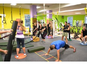 Funkční, kruhový trénink - cvičení s vlastní vahou pro posílení celého těla