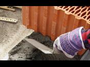 Cihlové zdící systémy -široký výběr zdicího materiálu a stavebnin