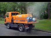 Výroba strojů - cisternové nástavby, vodní cisterny NCS, příslušenství k cisternám