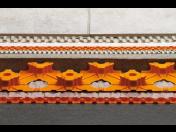 Kontaktní drenáž a separace s potěrem a drenážní rohoží Schlüter pro střešní terasy