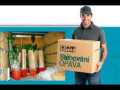 Spolehlivé stěhování bytů, rodinných domů, kanceláří i celých firem