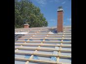 Odborná stavba nových komínů, rekonstrukce i opravy stávajících