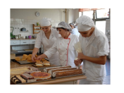 Učební obory podavač, výrobce potravin, řezník, pekař - příjímací řízení