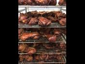 Pečené i grilované maso - šunka od kosti,  kuřecí, kolena, chutné a šťavnaté speciality