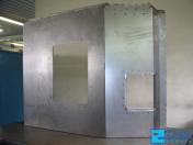 Výroba dílů z plechu, svarky, výlisky-zakázkové zámečnictví