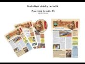 Návrh a tisk obecních i firemních zpravodajů a časopisů - profesionální tisková podoba