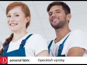 Operátoři, operátorky do výroby - montáž plastových výlisků, volná místa