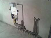 Vodoinstalatérské práce, rozvody vody a kanalizace, čištění, údržba odpadů