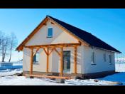 Výstavba dřevostaveb, nízkoenergetických domů a bungalovů - kvalitně a rychle