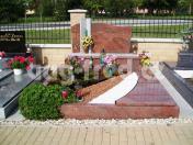 Náhrobky - výroba náhrobních kamenů a rámů z přírodního kamene